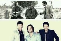 Supernatural / by Mallory Price