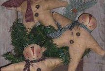I Love My Snowmen / by Mary Duenkel