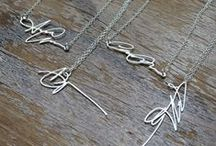 Jewelry / by Angie Mitchell