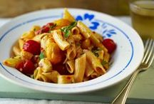 Easy pasta recipes / You won't go wrong with these yummy pasta recipes / by BBC Food