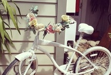 ♥ Bikes ♥ / by DOULI / Camille