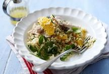 Summer eating recipes / Summer's here and the time is right for al fresco dining / by BBC Food