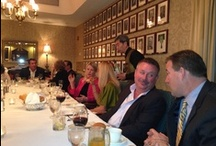 Our Top Agent Office Event / The Georgetown Office's top producer awards dinner at The University Club of Washington. / by Coldwell Banker Residential Brokerage | Georgetown