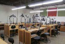 NWTC Artisan Center Art Metals Studio / by NWTC Artisan and Business Center
