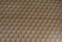Natural Sandstone 3D Wall Panels / www.linlinstone.com / by Linkstar Industry Company Limited