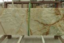 Natural Onyx 3D Wall Panels / www.linlinstone.com  / by Linkstar Industry Company Limited