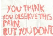 Worthy quotes / by Bridget Block