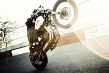 Motor / Motorcycles / by Ralf