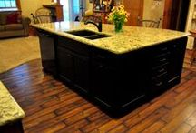 Our Flooring Projects / by Giesken's Cabinetry & Floor Covering