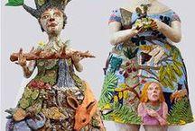 Cerâmicas / by Angela Mara Magalhães