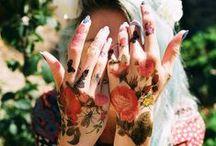 tattoo ideas / by Paula Ocampo