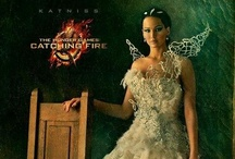 Hunger Games/Catching Fire / by Marie Wolf