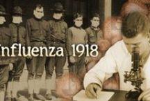 1918 Flu Epidemic / by Carleta