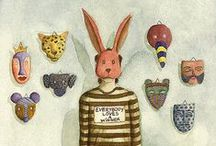 illustration / by Beatriz Chinea