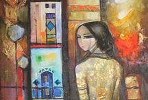 My favorite art / by majidah gahdban