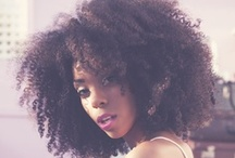 Natural Hair / by Naturelle Me...