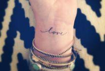 Ink-spiration. / by Abbie Jarrett