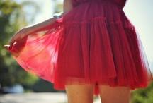 In Red / by Natalia Babilon