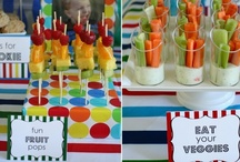 Kids party themes and ideas / by Amy @ Creative Kid Snacks