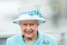 HM Queen Elizabeth'S   Hats  / by Kathryn Kabot