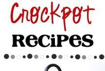 Crockpot dinner / by Ericka Shaffer