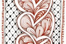New to Me....Zentangles / by Sue Curtis