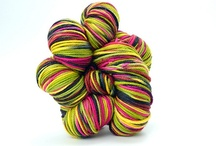 Sweet Pea / A color and mood board for the colorway Sweet Pea, in TRANQUILITY and ZARA HAND-DYED / by TSCArtyarns
