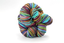 Northern Lights / A color and mood board for Northern Lights in TRANQUILITY and ZARA HAND-DYED. Get inspired! / by TSCArtyarns