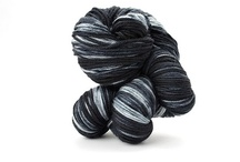 Stormy Skies / The colors and moods of Stormy Skies, in TRANQUILITY and ZARA HAND-DYED / by TSCArtyarns