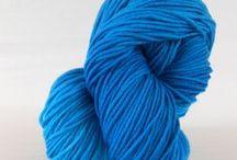 My Blue Heaven / by TSCArtyarns