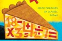 Kids' Math Books / Math is more than just numbers; it's a tool for thinking about the world. Use these books to get kids excited about math! / by HMH Academy