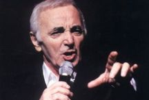 L'unique: Charles Aznavour / by Catherine B.