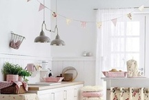 Cozy Cottages and decor / by Spring Gray