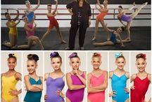 Dance moms / Chloe maddie nia Paige Brooke Mckenzie kalanie and NICK / by Hana