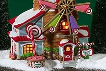 A HOLIDAY - CHRISTMAS GINGERBREAD / gingerbread houses , cookies.. / by Cheryl Swenson