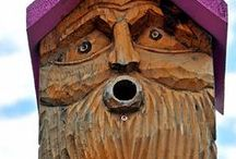 CRAFTS - CARVING IDEAS / by Cheryl Swenson