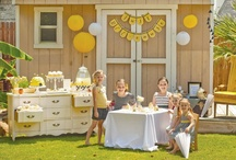 Birthday Parties/Themes / by Hayley @ Hills Homestead!!
