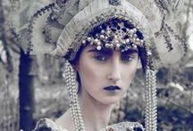 Fashion Fairytales / General inspiration board for Folktailor designs, www.folktailor.com / by Annicke Shireen