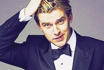 Dan Stevens as The Suitor  / by The Heiress