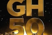 General Hospital, 50 years / I have watched this show almost since the beginning.  Moving every few years in the military, this show was always a familiar light in a new place. I love it and would miss it terribly if it ended. / by Cindy Aultman