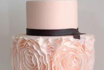 """Wedding Cakes, cocktails and ideas for the """"like""""! And a few clever desert ideas! / Wedding Cakes  / by Molly Shea"""