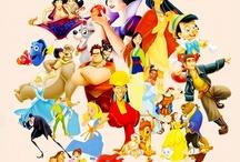 Disney / by Stitch