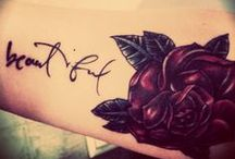 Tattoos / by Megan <333