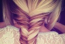 Cute hair<3 / by Victoria Kozodoy