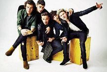 One Direction / Directioners! / by Narry Mashton