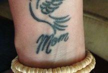tattoos / by Joanne Hoffman