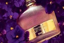 Perfumes And Pretty Perfume Bottles / by Amelia