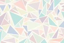 geometrics / by Faustine Ndr