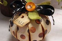 Autumn Crafts/Recipes / by Virginia Parks