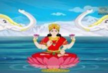Goddess Lakshmi / by Navin Daswani